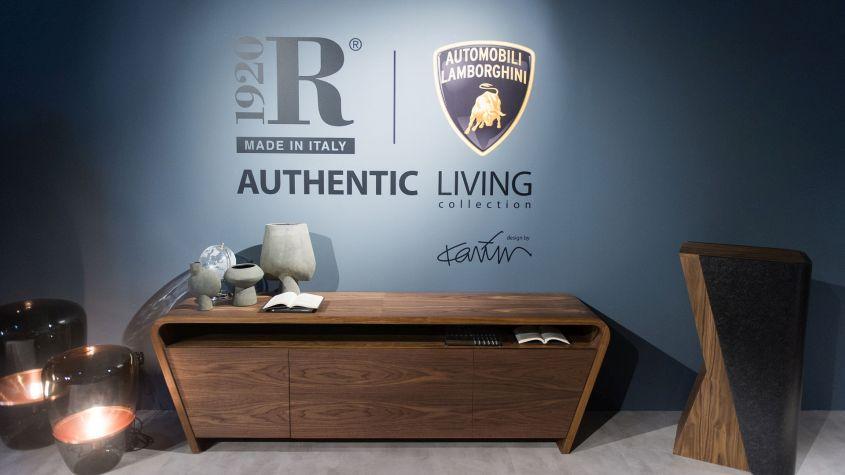 Karim Rashid komoda Lamborghini