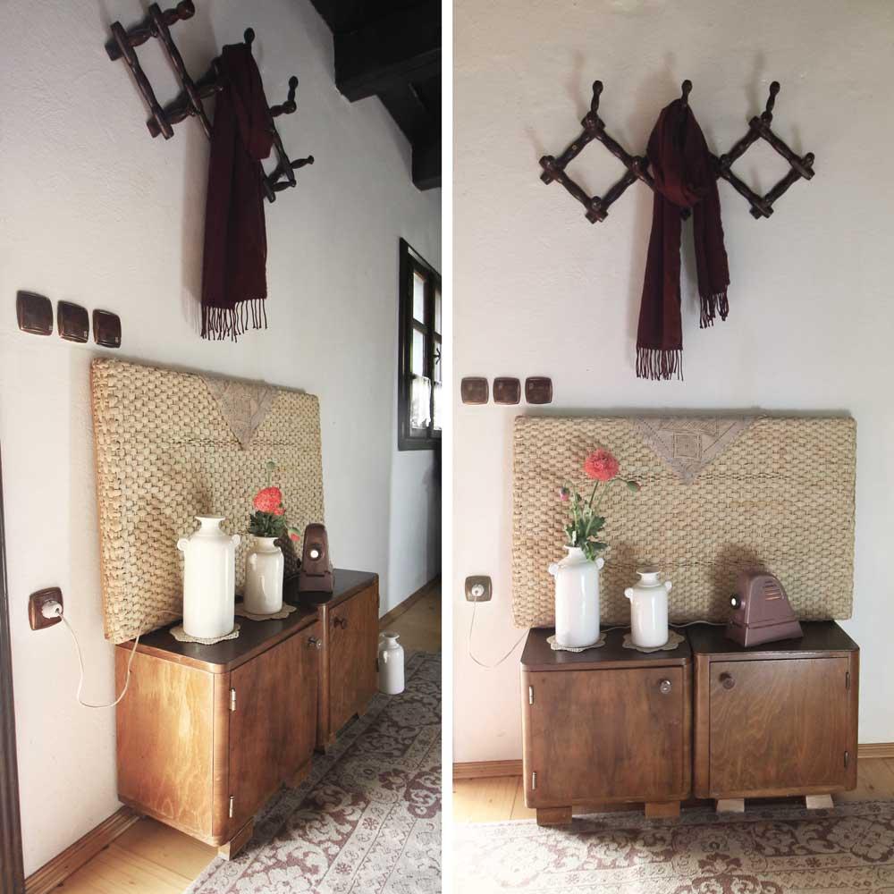 retro vaza dekorativni dodatki za dom